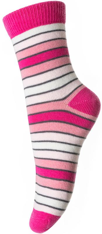 Носки для девочки PlayToday, цвет: розовый, белый. 372043. Размер 14372043Носки PlayToday очень мягкие, выполненные, из натуральных материалов, приятные к телу и не сковывают движений. Хорошо пропускают воздух, тем самым позволяя коже дышать. Даже частые стирки, при условии соблюдений рекомендаций по уходу, не изменят ни форму, ни цвет изделия. Мягкая резинка не сдавливает нежную детскую кожу.