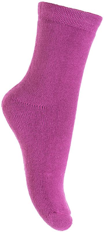 Носки для девочки PlayToday, цвет: лиловый. 372187. Размер 18372187Махровые носки PlayToday очень мягкие, выполненные, из натуральных материалов, приятные к телу и не сковывают движений. Хорошо пропускают воздух, тем самым позволяя коже дышать. Даже частые стирки, при условии соблюдений рекомендаций по уходу, не изменят ни форму, ни цвет изделия. Мягкая резинка не сдавливает нежную детскую кожу.