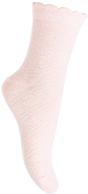Носки для девочки PlayToday, цвет: светло-розовый. 372131. Размер 14372131Носки PlayToday очень мягкие, выполненные, из натуральных материалов, приятные к телу и не сковывают движений. Хорошо пропускают воздух, тем самым позволяя коже дышать. Даже частые стирки, при условии соблюдений рекомендаций по уходу, не изменят ни форму, ни цвет изделия. Мягкая резинка не сдавливает нежную детскую кожу.
