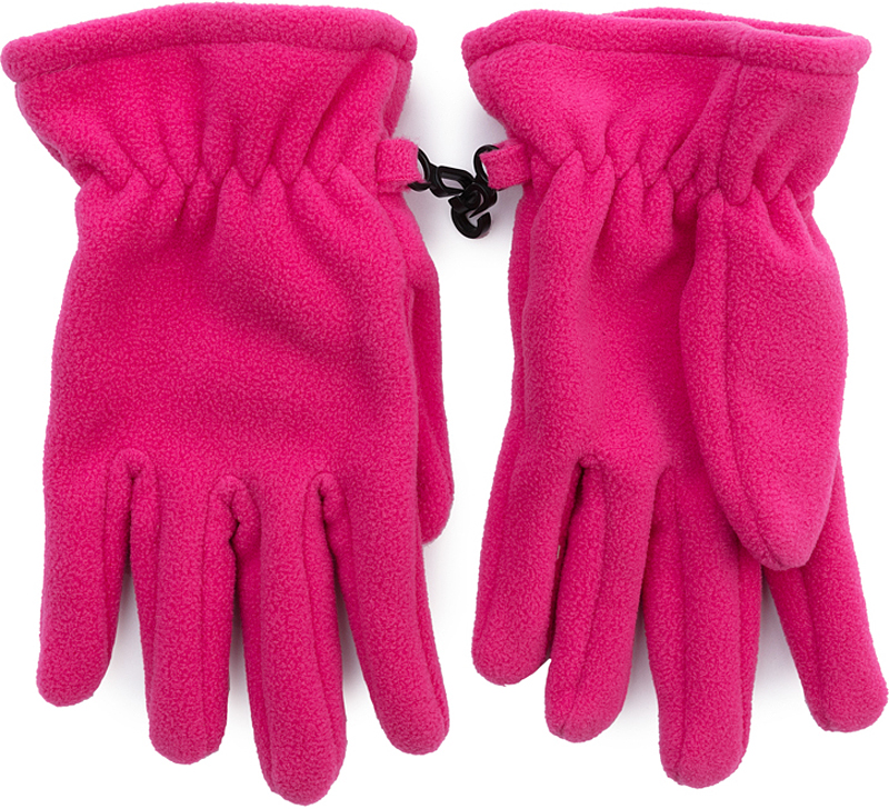 Перчатки для девочки PlayToday, цвет: фуксия. 379023. Размер 13379023Перчатки PlayToday из теплого флиса - отличное решение для прогулок в холодную погоды. Запястья модели с резинкой для дополнительного сохранения тепла. Перчатки дополнены специальными крючками, при необходимости их можно скрепить между собой или пристегнуть к куртке.