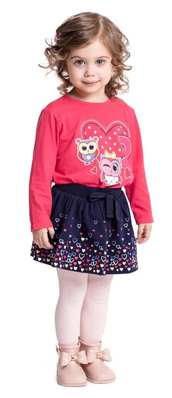 Футболка с длинным рукавом для девочки PlayToday, цвет: розовый. 378023. Размер 92378023Футболка PlayToday выполнена из эластичного хлопка. Модель с длинными рукавами и круглым вырезом горловины оформлена принтом. По плечу футболка дополнена удобными застежками-кнопками.