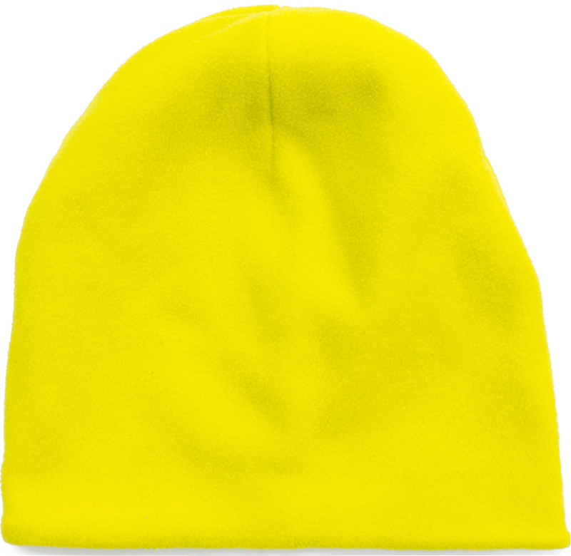Шапка для девочки PlayToday, цвет: желтый. 379021. Размер 52379021Двуслойная шапка PlayToday. Внешняя часть из флиса. Внутренняя - из мягкого хлопкового трикотажа. Модель без завязок, плотно прилегает к голове, комфортна при носке.