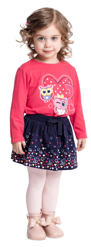 Юбка для девочки PlayToday, цвет: фиолетовый. 378026. Размер 80378026Пышная юбка PlayToday из мягкого трикотажа - отличное решение для повседневного гардероба ребенка. Пояс модели на мягкой резинке, дополнен регулируемым шнуром-кулиской. В качестве декора использован принт. Свободный крой не сковывает движений ребенка. Натуральный материал не вызывает раздражений.