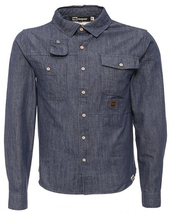 Рубашка мужская Hoodiebuddie Flint/Mic, со встроенными наушниками и гарнитурой, цвет: синий. DT12630NVYB9999A. Размер M (48)DT12630NVYB9999AМужская рубашка Hoodiebuddie Flint/Mic - рубашка со встроенными наушниками supersound и гарнитурой. Модель прямого кроя с отложным воротничком выполнена из натурального хлопка и застегивается на пуговицы. Спереди изделие дополнено двумя накладными карманами с клапанами на пуговицах и небольшим накладным кармашком. Наушники созданы по запатентованной технологии hb3, которая позволяет стирать наушники в стиральной машине вместе с одеждой! Компоненты технологии разработаны в Калифорнии и производятся по строгим требованиям. Качество наушников обеспечивает живое динамическое звучание. Разъем 3,5 мм, расположенный в дополнительном переднем кармане, можно подключить к плееру, iphone, ipad, компьютеру или другому совместимому устройству. Технические характеристики наушников:- чувствительность: 1 кГц, 103 дБ;- сопротивление: 32 Ом;- частотный диапазон: 20 Гц - 20 кГц.Использование гарнитуры при звонке: ответить на звонок/завершить звонок - 1 нажатие; для отклонения вызова - удерживать кнопку до появления сигнала.Использование гарнитуры при прослушивании музыки, просмотре видео: играть/пауза/возобновить прослушивание (просмотр) - 1 нажатие; следующий - 2 нажатия; быстрая перемотка - 2 нажатия + удерживание; предыдущий - 3 быстрых нажатия; перемотка - 3 нажатия + удержание.