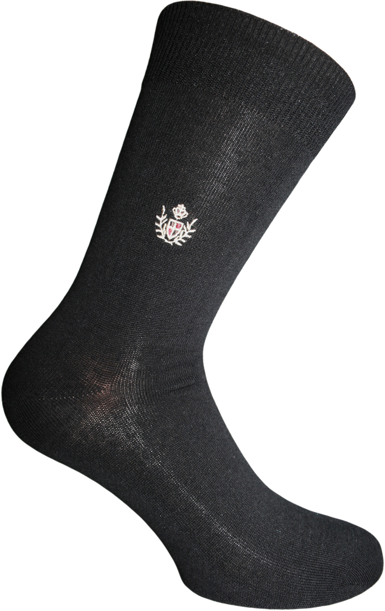 Носки мужские Master Socks, цвет: черный. 88717. Размер 2788717
