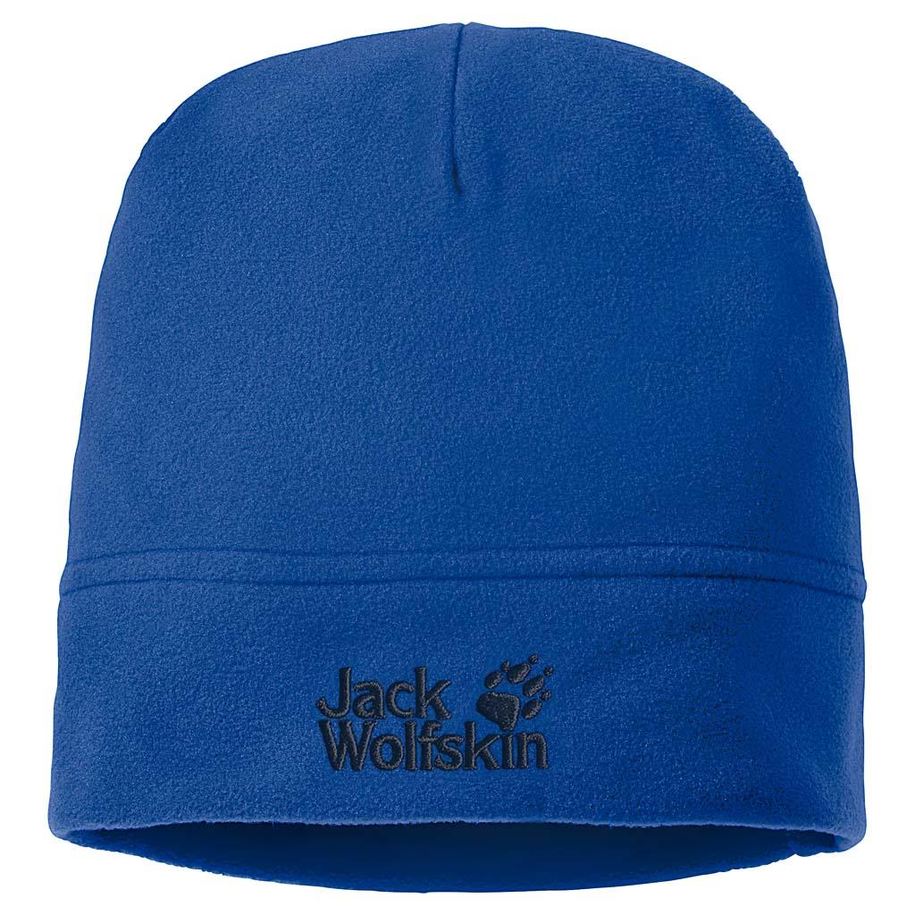 Шапка Jack Wolfskin Real Stuff Cap, цвет: синий. 19590-1201. Размер универсальный19590-1201Очень легкая, дышащая и компактная круглая шапочка из микрофлиса. Шапка REAL STUFF РИЭЛ СТАФФ) - одна из тех вещей, которые всегда хочется иметь с собой в промозглую осеннюю погоду.Эта простая круглая шапочка выполнена из мягкого микрофлиса TECNOPILE MICRO (ТЕКНОПАЙЛ МАЙКРО), который обладает свойством быстро впитывать влагу и отводить ее от кожи. Когда вы прогуливаетесь прохладным вечером, вы сразу чувствуете разницу.Эта классная маленькая шапочка проста в уходе, быстро сохнет, и помещается в любой карман.