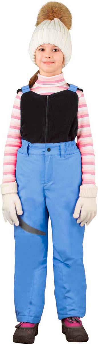Полукомбинезон для девочки Boom!, цвет: бирюзовый. 70481_BOG_вар.3. Размер 164, 12-13 лет70481_BOG_вар.3Полукомбинезон от Boom! выполнен из плотной ткани с мембранным покрытием, с отстегивающейся флисовой грудкой. Модель со светоотражающими элементами - идеальна для активного зимнего отдыха, надежно защищает ребенка от любого каприза зимней погоды. Застегивается на кнопку и молнию.