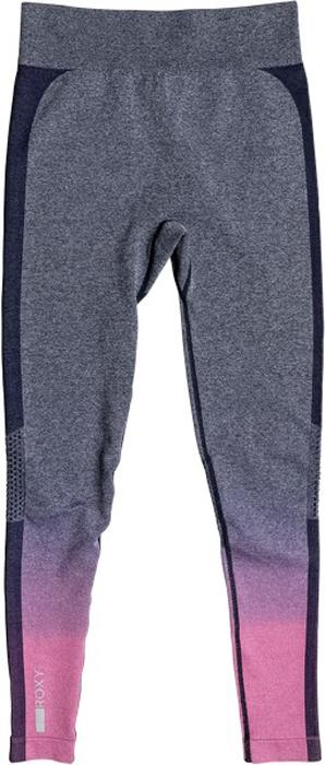 Брюки жен Roxy, цвет: темно-синий, темно-серый, темно-фиолетовый. ERJNP03114-BTN0. Размер M/L (44)ERJNP03114-BTN0