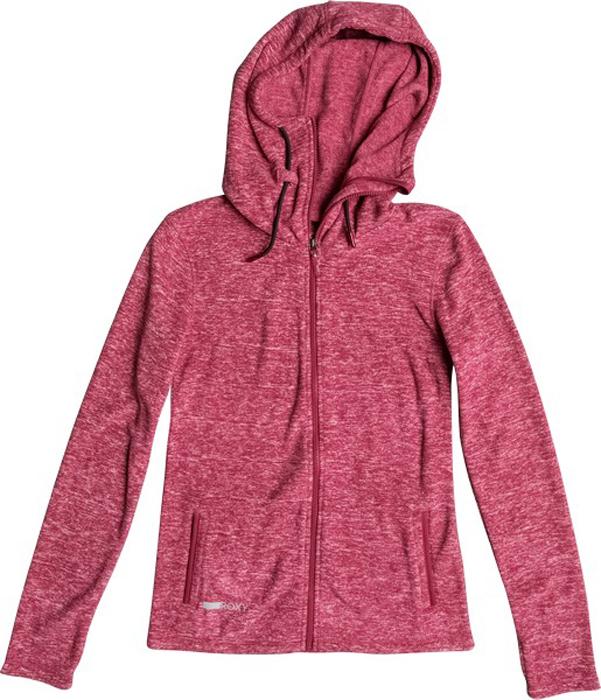 Куртка жен Roxy, цвет: розовый, малиновый. ERJFT03585-MQG0. Размер L (46)ERJFT03585-MQG0