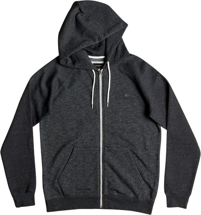 Куртка муж Quiksilver, цвет: серый, темно-серый, антрацитовый. EQYFT03429-KTFH. Размер S (46)EQYFT03429-KTFH