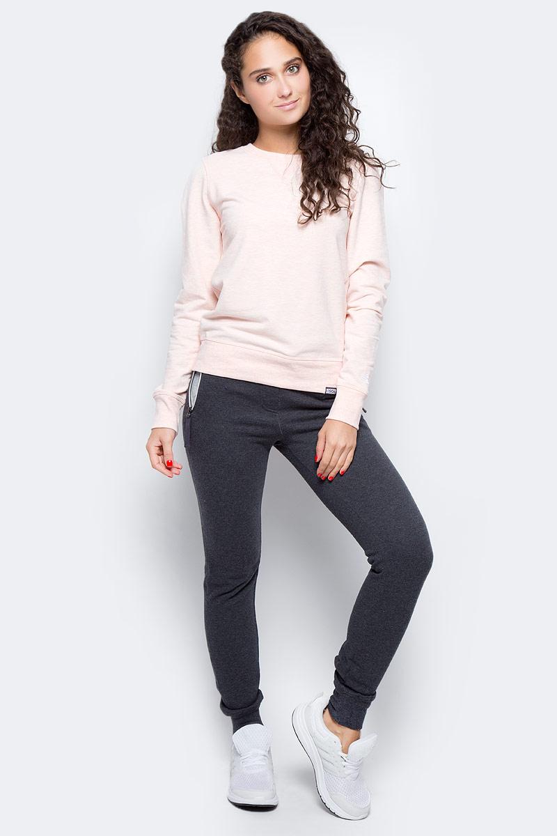 Толстовка женская New Balance Classic Crew, цвет: розовый. WT63551/SGT. Размер M (46) цена 2016