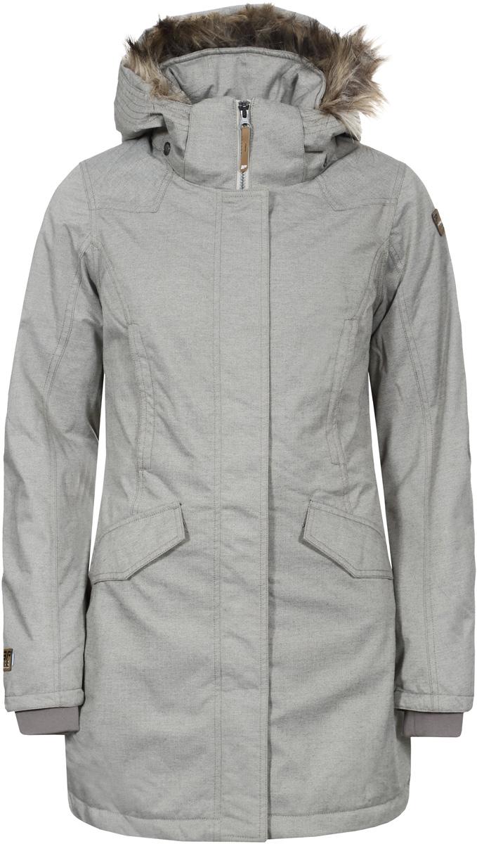 Куртка жен Icepeak, цвет: бежевый. 853042592IV_032. Размер 40 (46)853042592IV_032