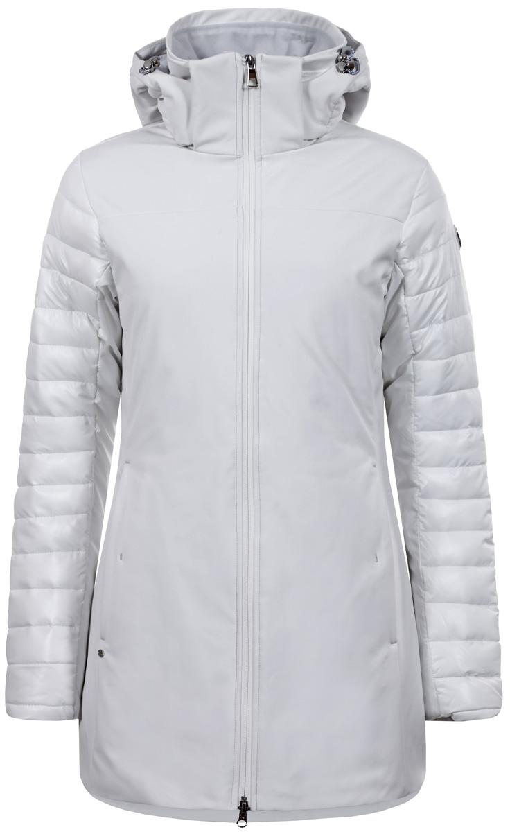 Куртка жен Luhta, цвет: белый. 838419382LV_010. Размер 42 (50)838419382LV_010