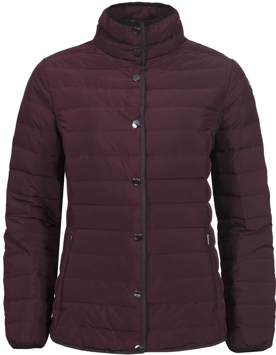 Куртка жен Luhta, цвет: бордовый. 838470370LV_680. Размер 38 (46)838470370LV_680