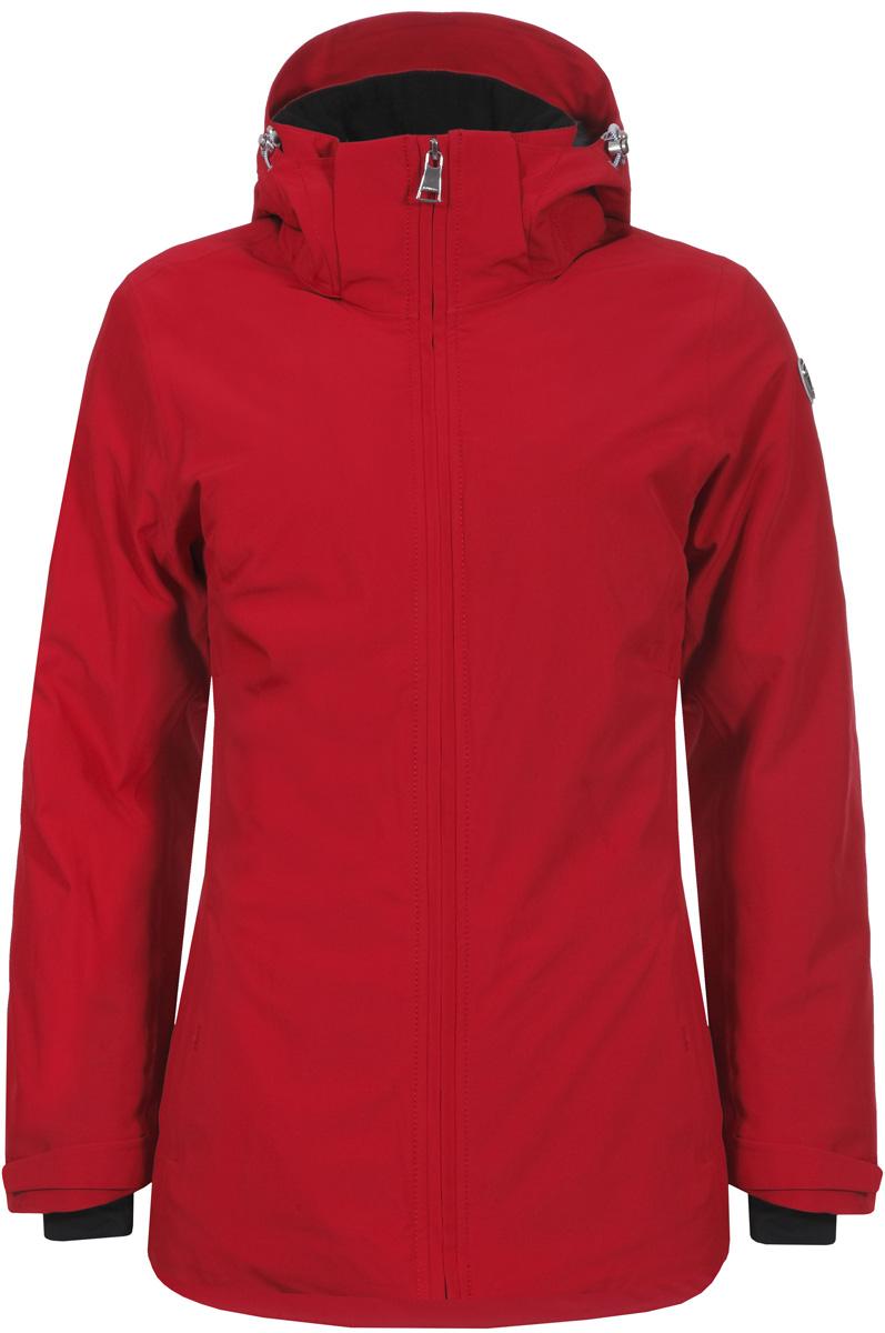 Куртка жен Luhta, цвет: красный. 838411535LV_655. Размер 40 (48)838411535LV_655