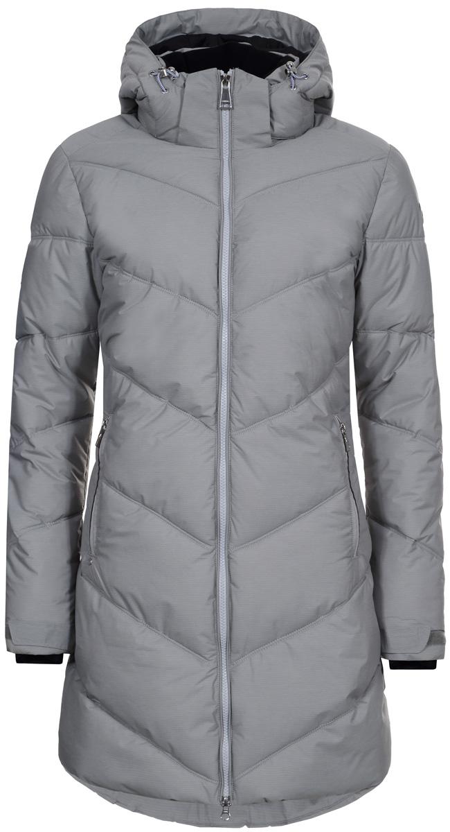 Куртка жен Luhta, цвет: светло-серый. 838405366LV_205. Размер 38 (46)838405366LV_205