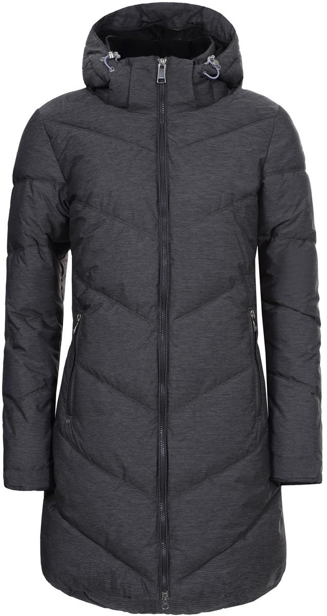 Куртка жен Luhta, цвет: серый. 838405366LV_817. Размер 40 (48)838405366LV_817