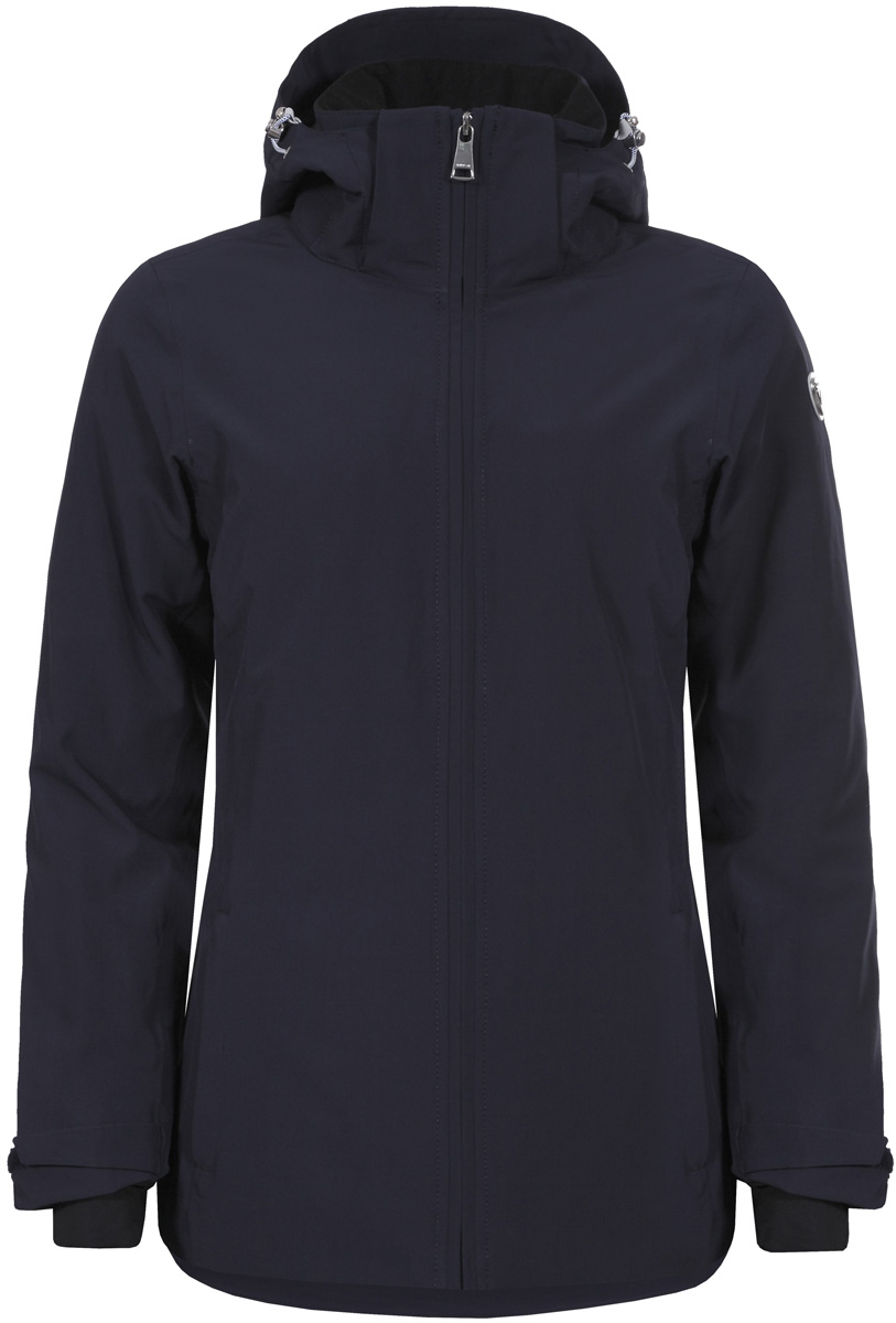 Куртка жен Luhta, цвет: темно-синий. 838411535LV_390. Размер 38 (46)838411535LV_390