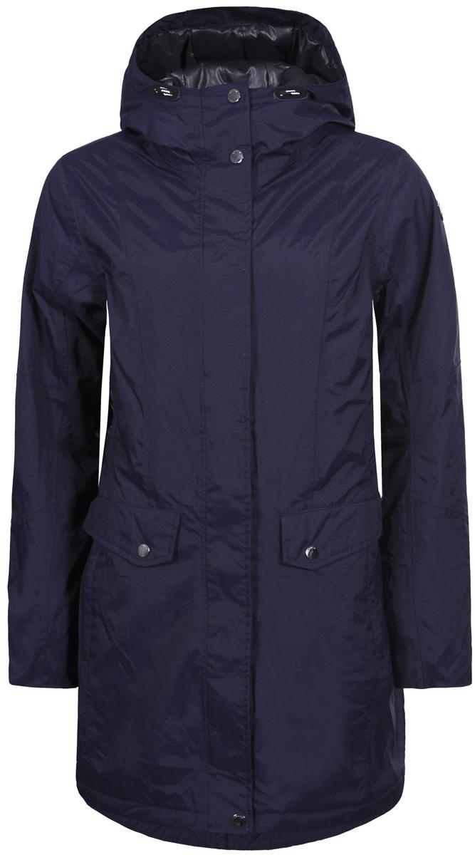 Куртка жен Luhta, цвет: темно-синий. 838447377LV_380. Размер 38 (46)838447377LV_380