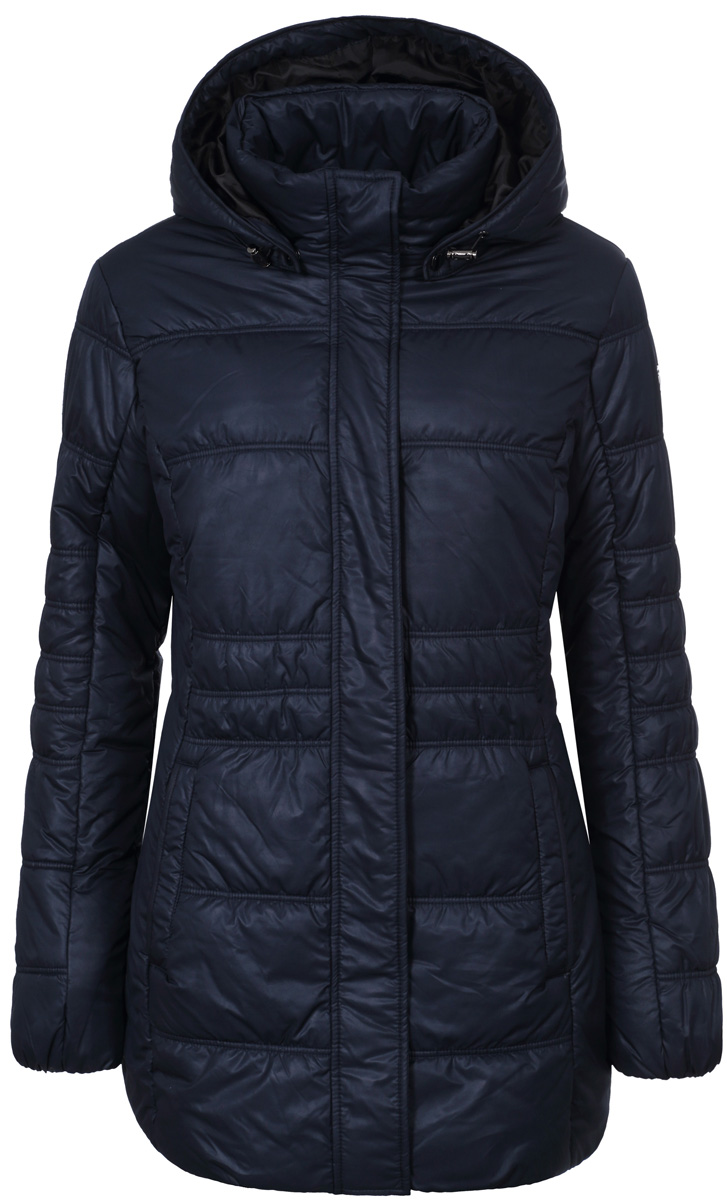 Куртка жен Luhta, цвет: темно-синий. 838461356LV_390. Размер 42 (50)838461356LV_390