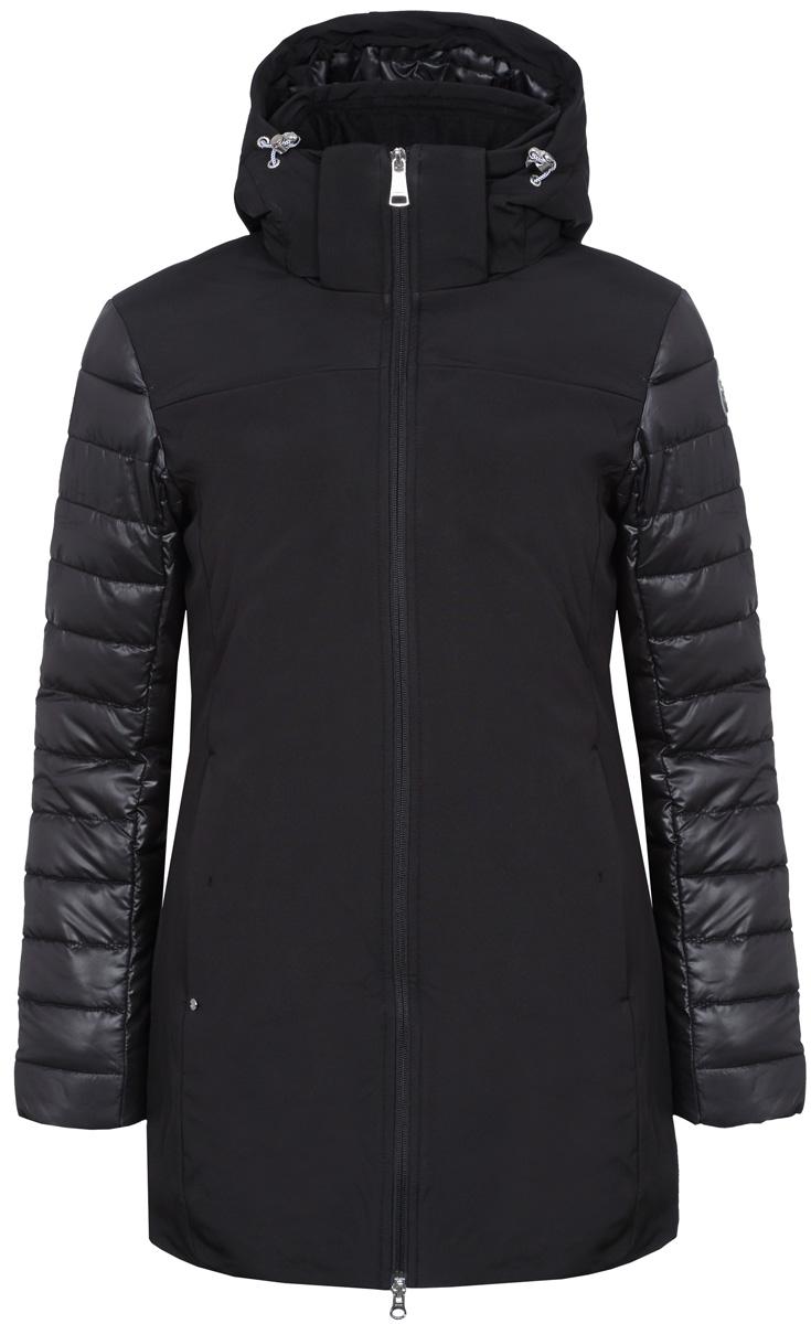 Куртка жен Luhta, цвет: черный. 838419382LV_990. Размер 38 (46)838419382LV_990