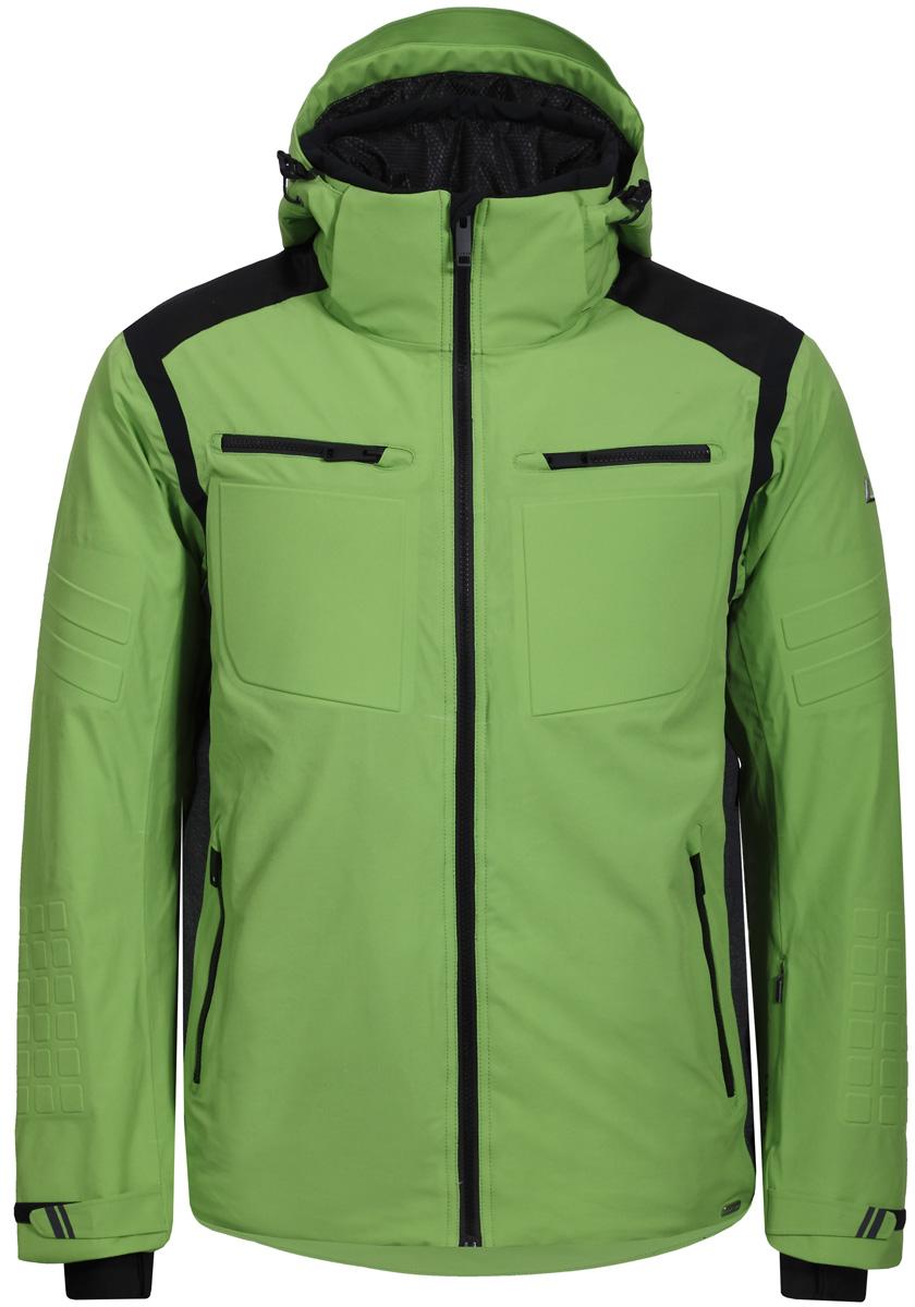Куртка муж Luhta, цвет: зеленый. 838523393LV_540. Размер 56838523393LV_540