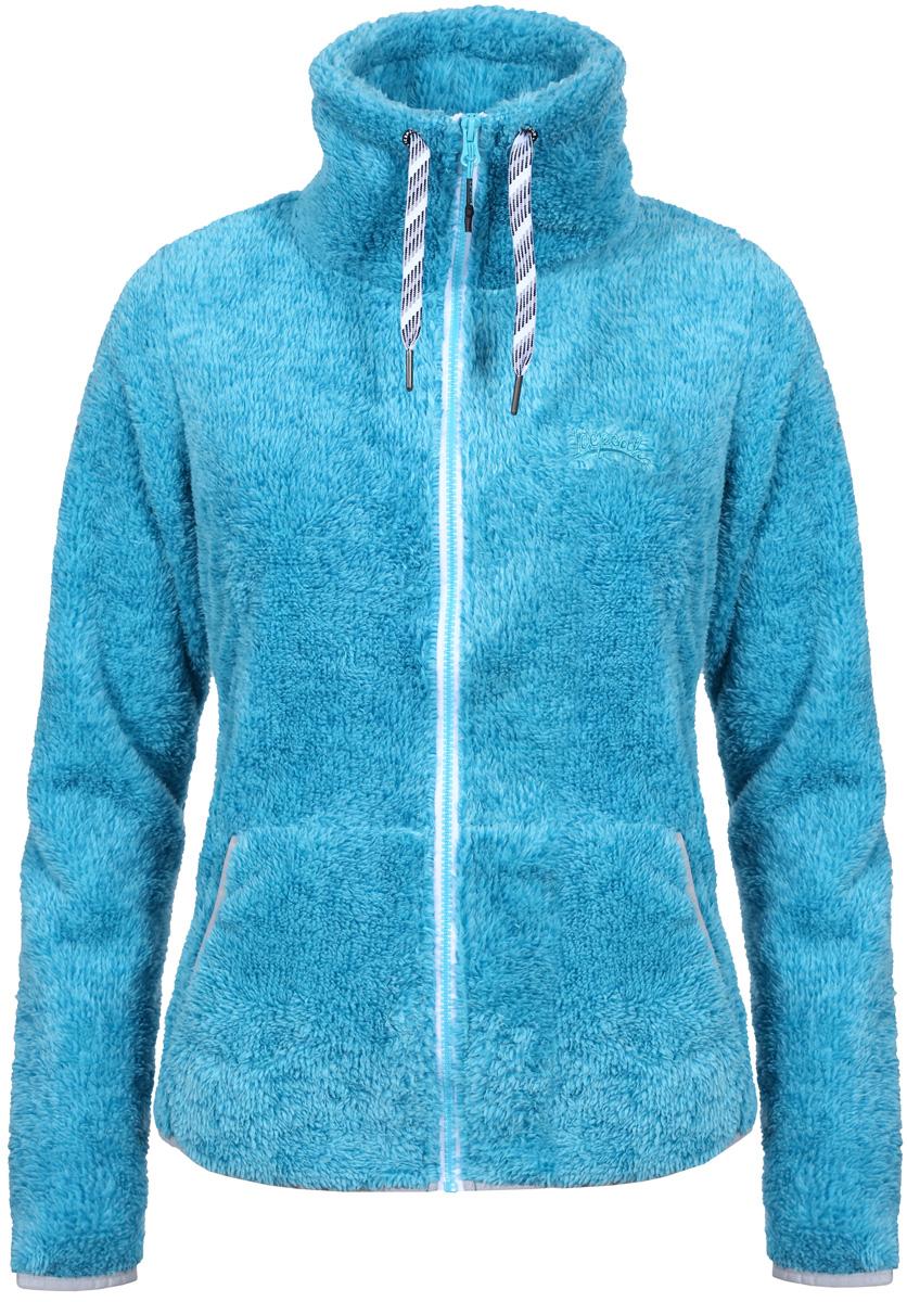 Толстовка жен Icepeak, цвет: голубой. 854954638IV_325. Размер 40 (46)854954638IV_325