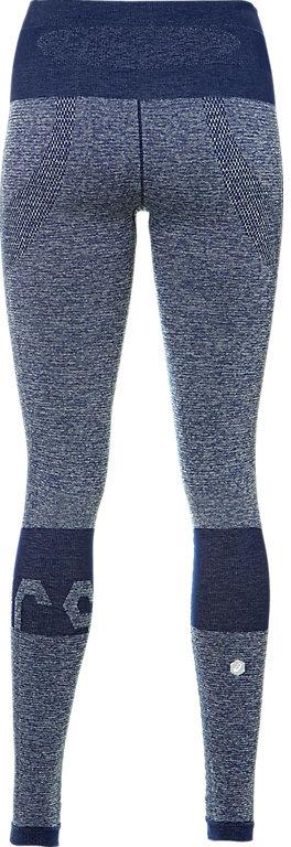 Тайтсы женские Asics Seamless Tight, цвет: синий. 146408-8052. Размер XS (42)146408-8052Тайтсы Asics Seamless Tight обеспечивают вам поддержку и комфорт во время пробежек и занятий, благодаря мягкой ткани с легкой компрессией.
