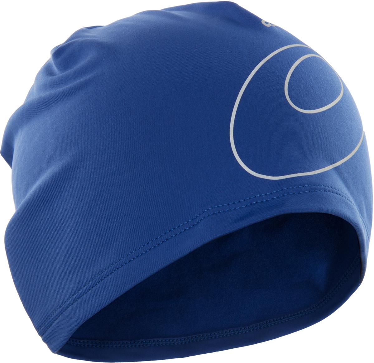 Шапка Asics Logo Beanie, цвет: синий. 135519-0844. Размер 56/58135519-0844Демисезонная шапка для бега