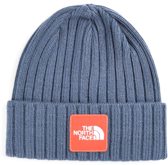 Шапка The North Face Tnf Logo Box Cuf, цвет: синий. T92T6IHDC. Размер универсальныйT92T6IHDCШапка The North Face Salty Dog Beanie - стильная и теплая. Модель изготовлена из практичной акриловой пряжи. Широкий отворот декорирован нашивкой с логотипом бренда. Отличная модель для тех, кто ведет активный образ жизни.