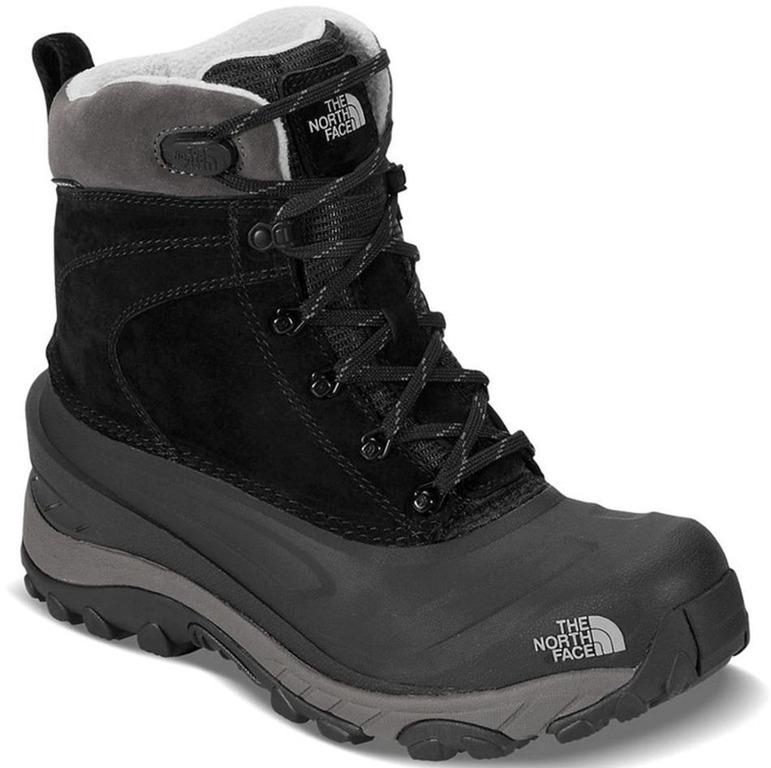 Ботинки мужские The North Face M Chilkat III , цвет: черный. T939V6WE3. Размер 8H (41)T939V6WE3