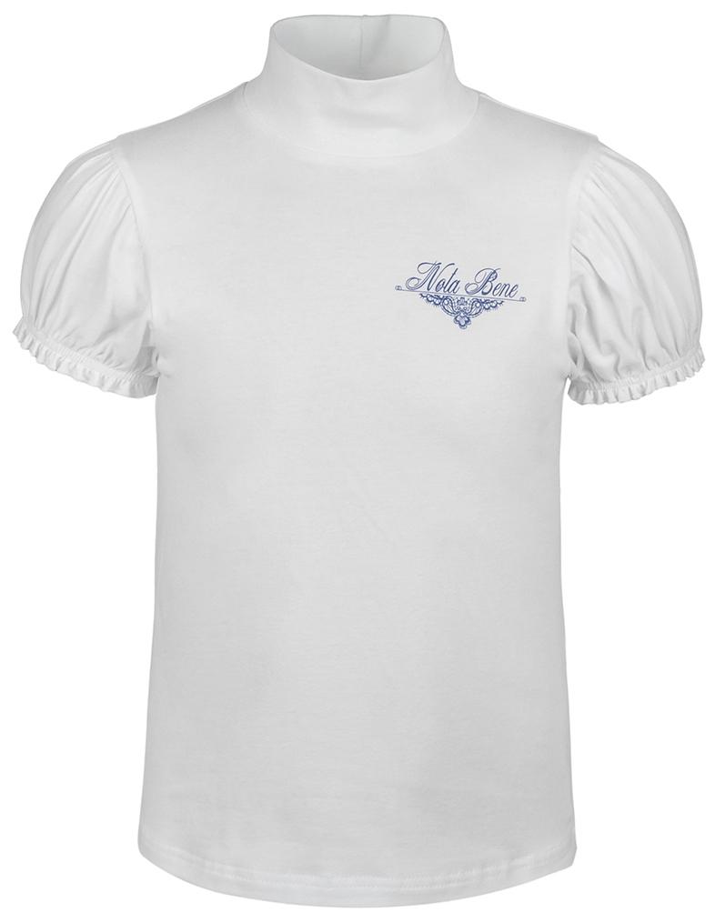 Блузка для девочки Nota Bene, цвет: серый. CJR27041B20. Размер 146CJR27041B20