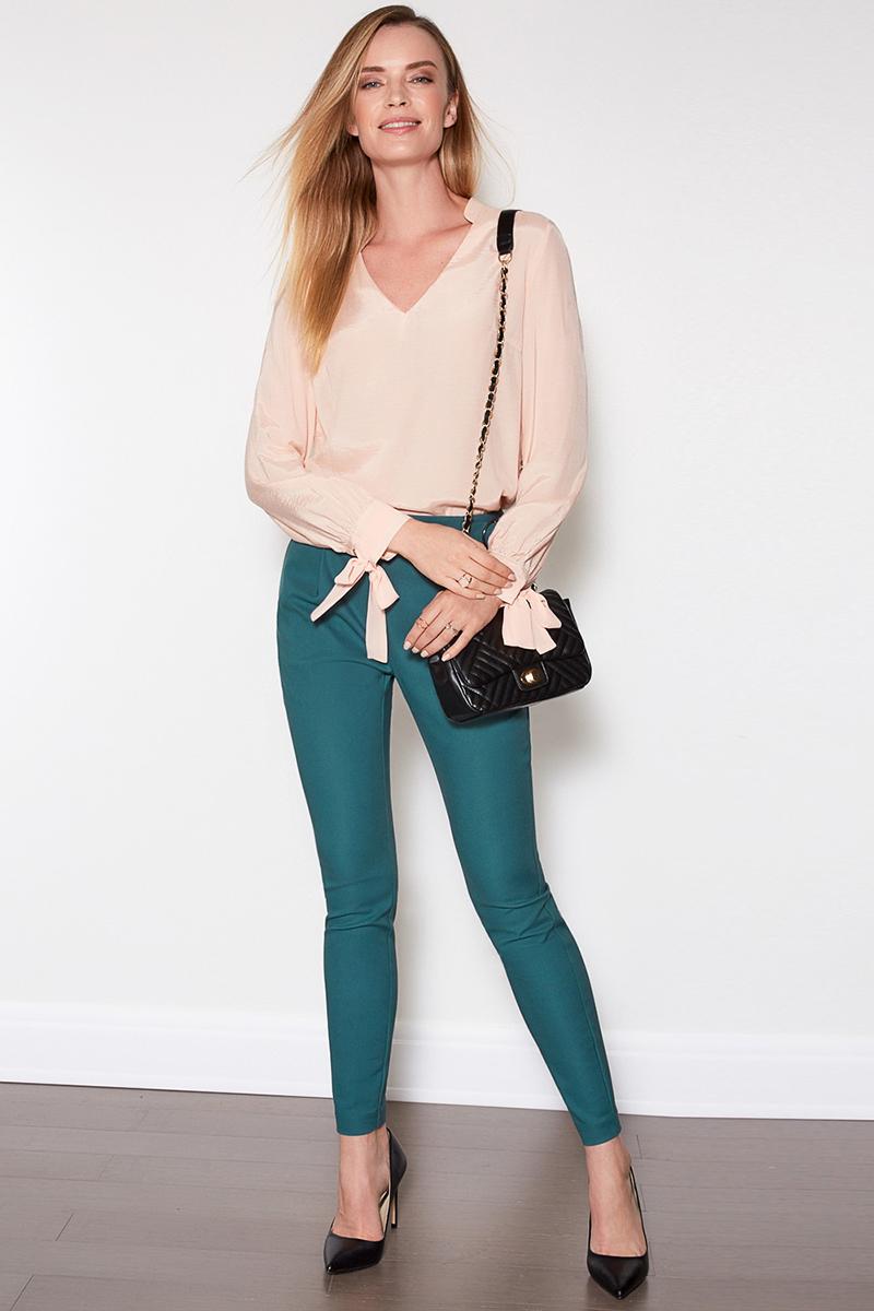 Блузка женская Concept Club Diana, цвет: бежевый. 10200260182. Размер L (48)10200260182