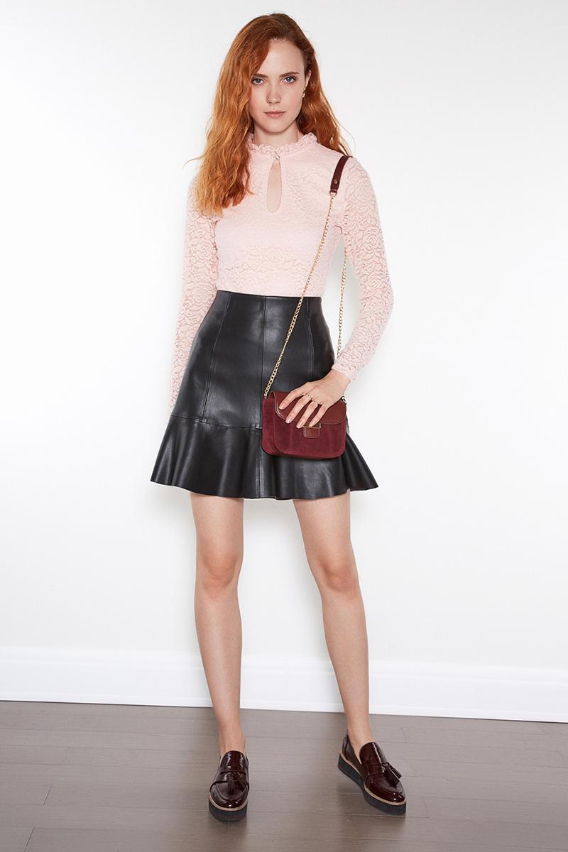 Блузка женская Concept Club Jay, цвет: розовый. 10200260193. Размер XS (42)10200260193