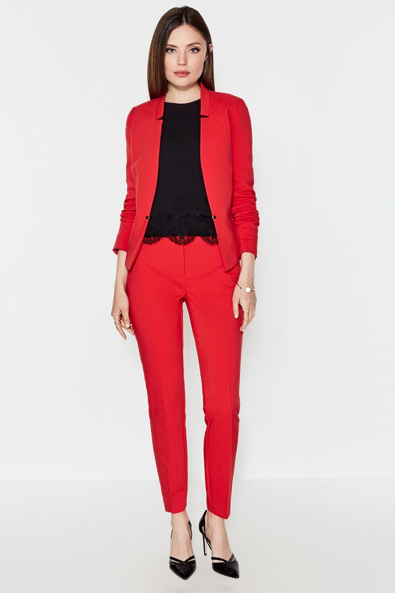 Блузка женская Concept Club Lacun, цвет: черный. 10200110263. Размер L (48)10200110263