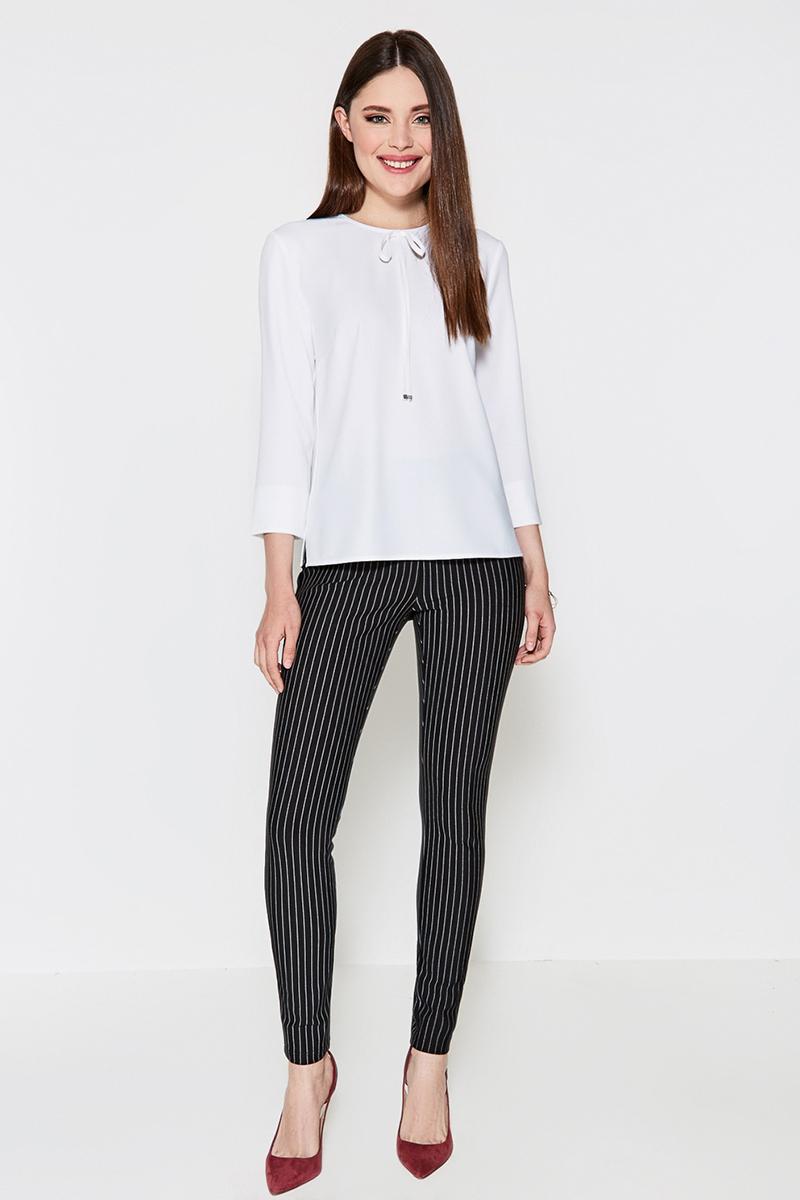 Брюки женские Concept Club Gor, цвет: черный. 10200160230. Размер S (44)10200160230