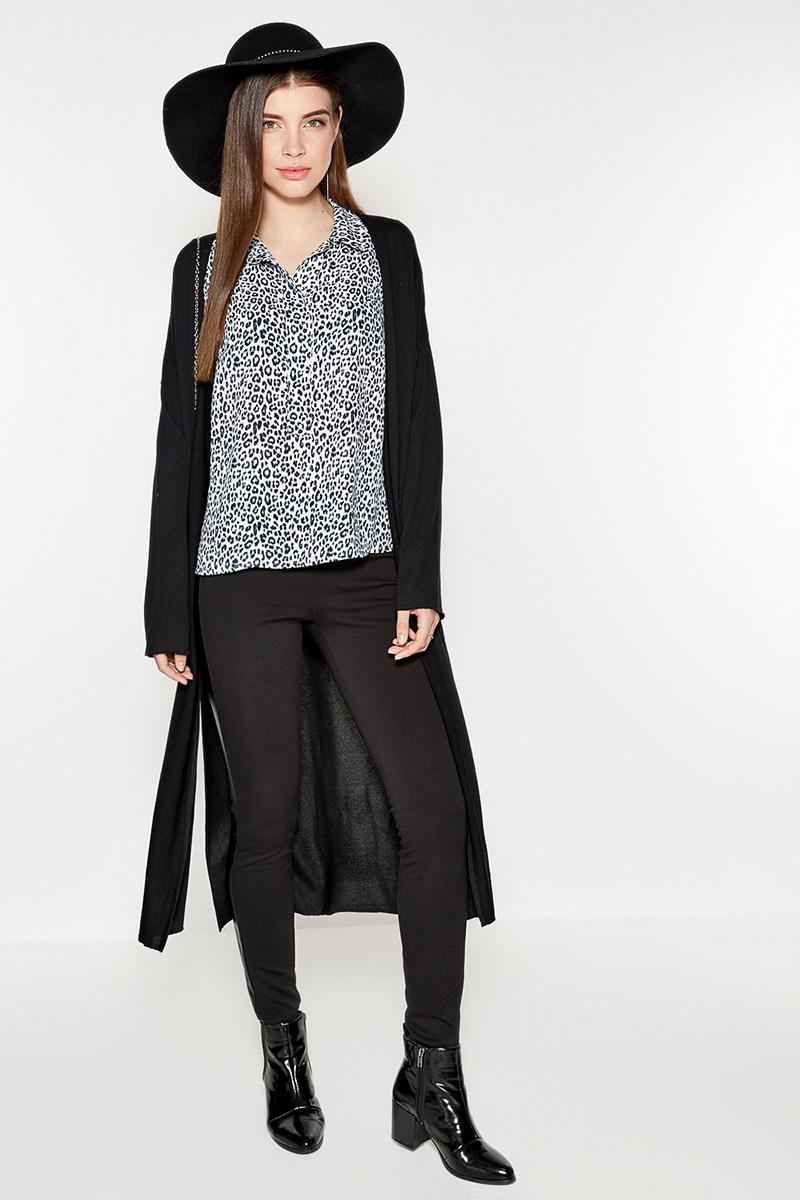 Брюки женские Concept Club Rene, цвет: черный. 10200160217. Размер XS (42)10200160217