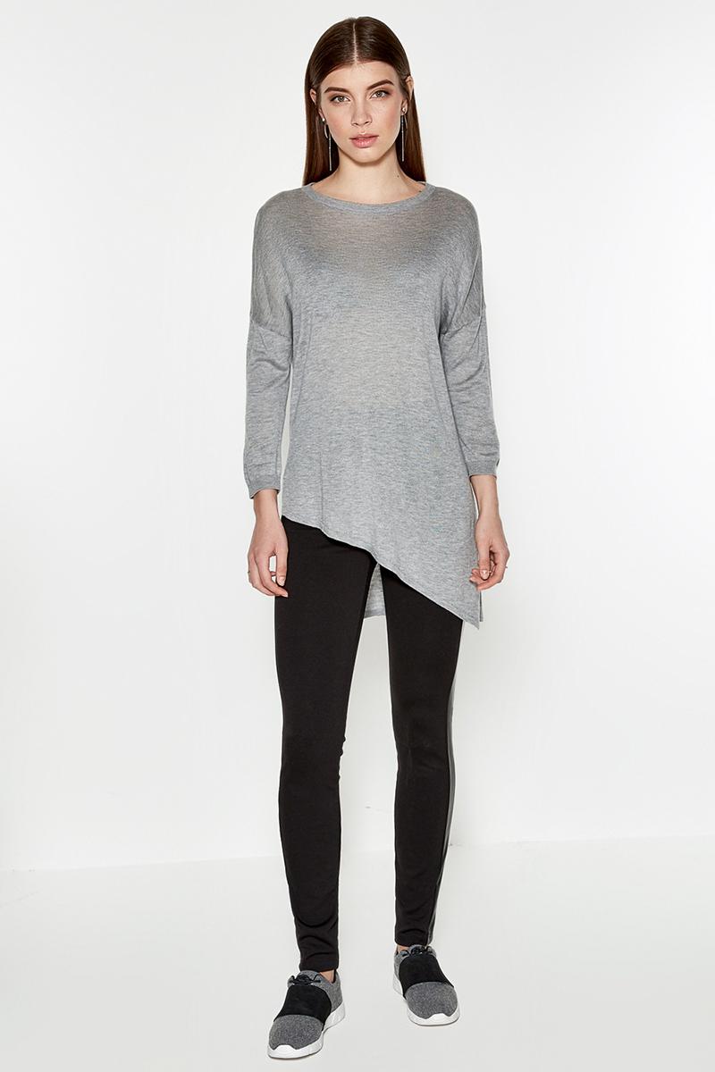 Джемпер женский Concept Club Hazel, цвет: серый. 10200310107. Размер S (44)10200310107
