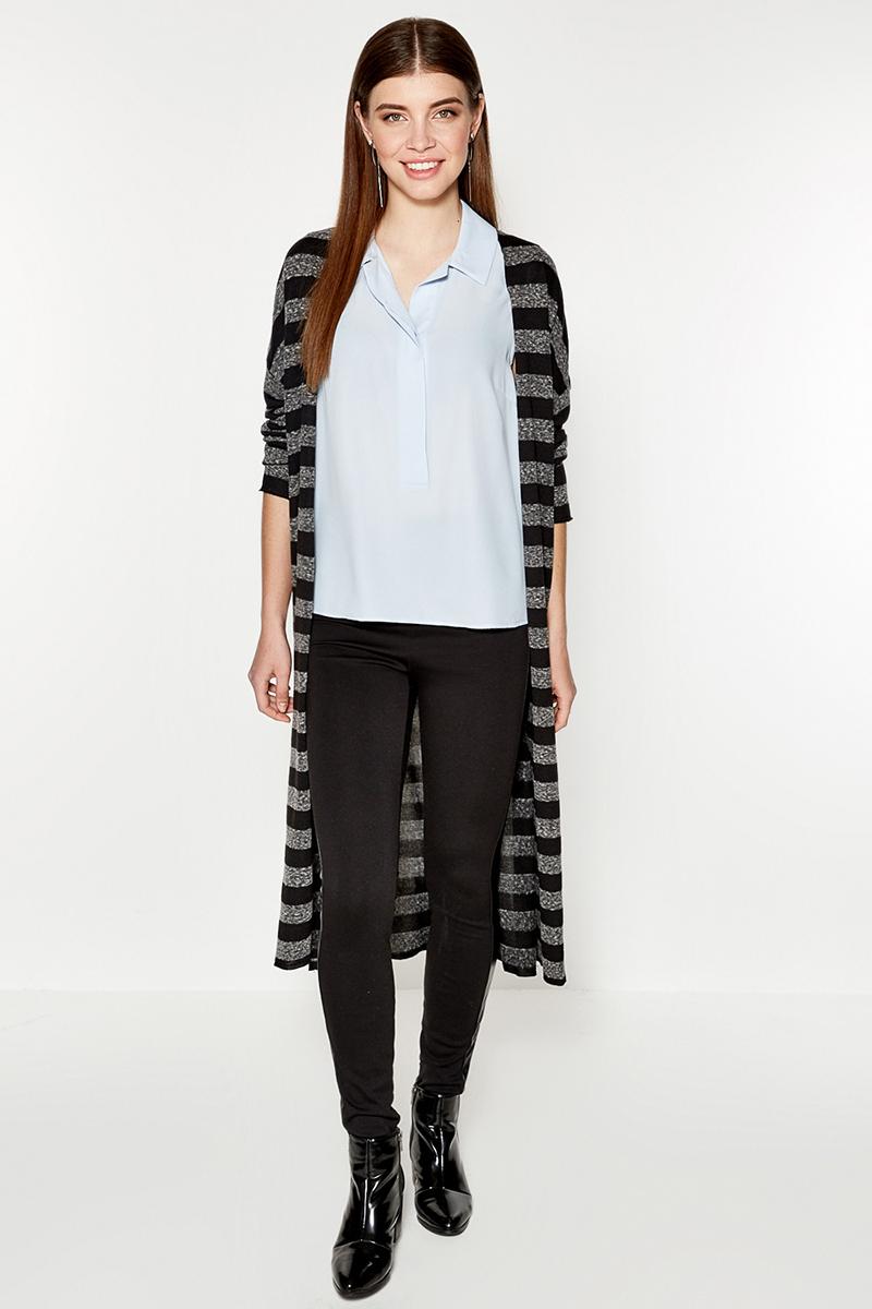 Жакет женский Concept Club Mangora, цвет: серый. 10200130097. Размер M (46)10200130097