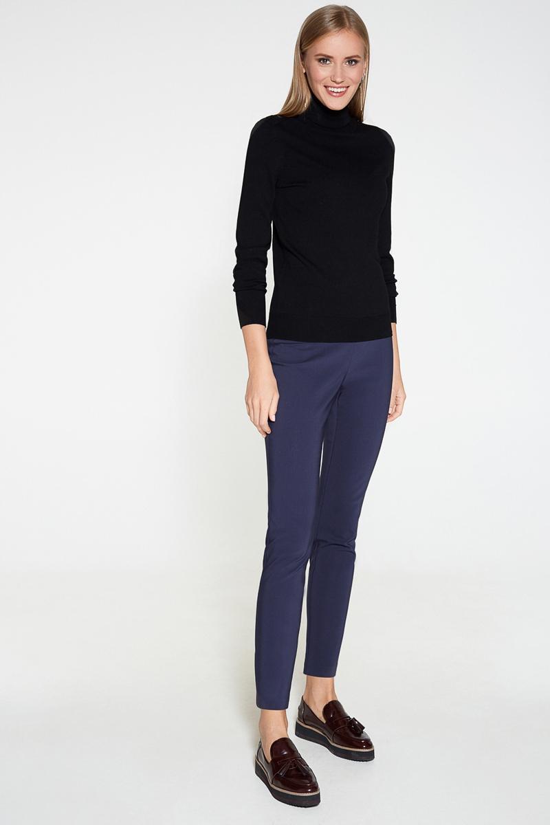 Свитер женский Concept Club Vasa17, цвет: черный. 10200310117. Размер M (46)10200310117