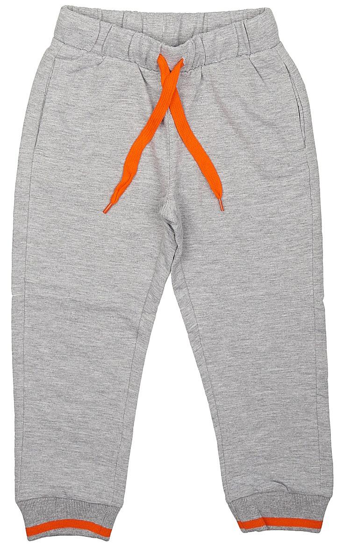 Брюки для мальчиков Sela, цвет: серый. Pk-715/110-7331. Размер 92Pk-715/110-7331