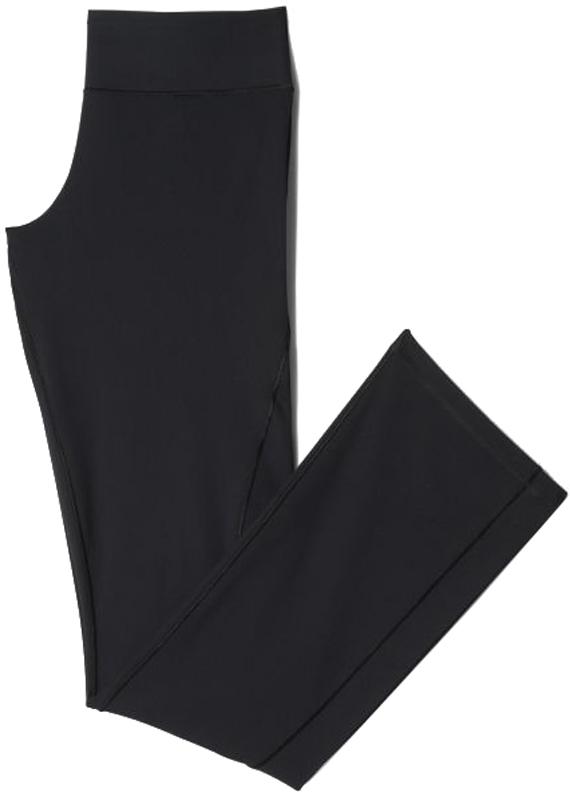 Брюки спортивные жен Adidas Wo Pant Straigh, цвет: черный. AI3745. Размер L (48/50)AI3745Эти эластичные брюки классического кроя будут повторять твои движения во время тренировки. Модель выполнена из дышащего материала, который быстро и эффективно отводит влагу от кожи. Мягкие швы для максимального комфорта.Длина по внутреннему шву 83 см (размер 36)Ткань с технологией climalite быстро и эффективно отводит влагу с поверхности кожи, поддерживая комфортный микроклиматКарман внутри проклеенного пояса; эластичные мягкие швыЭта модель — часть экологической программы adidas: использованы технологии, сберегающие природные ресурсы; каждая нить имеет значение: переработанный полиэстер сохраняет природные ресурсы и уменьшает отходы производстваОблегающий крой; прямые брючиныТкань интерлок: 79% переработанный полиэстер / 21% эластан