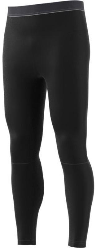 Тайтсы для бега компрессоинные муж Adidas XPR Tights M, цвет: черный. BP8968. Размер 52BP8968Мужские тайтсы, обеспечивающие необходимую поддержку мышцам ног во время тренировок