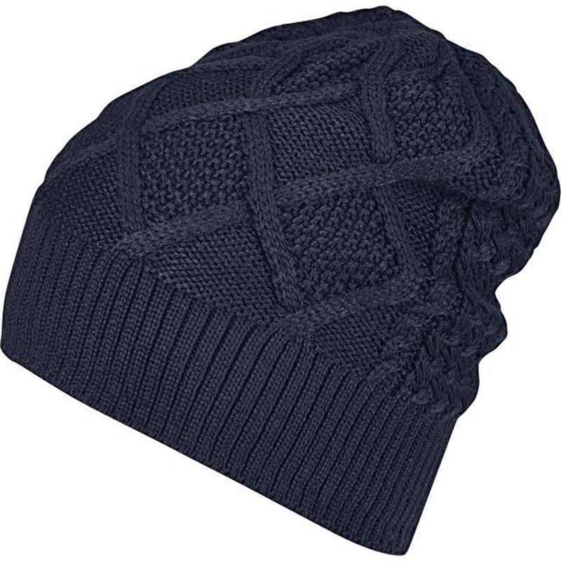 Шапка Adidas Clmht Lined Beanie, цвет: темно-синий. BR9969. Размер 54/55BR9969Шапка adidas Performance. Цвет: синий. Сезон: Осень-зима
