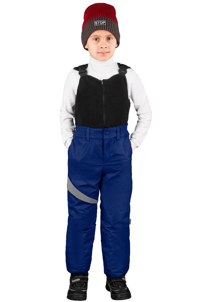 Полукомбинезон для мальчика Boom!, цвет: синий. 70497_BOB_вар.3. Размер 164, 12-13 лет70497_BOB_вар.3