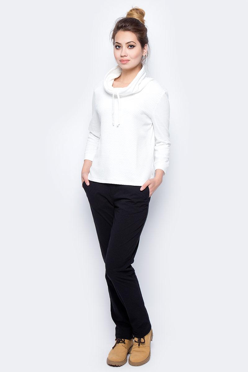 Джемпер жен Sela, цвет: молочный. St-113/938-7351. Размер XL (50)St-113/938-7351