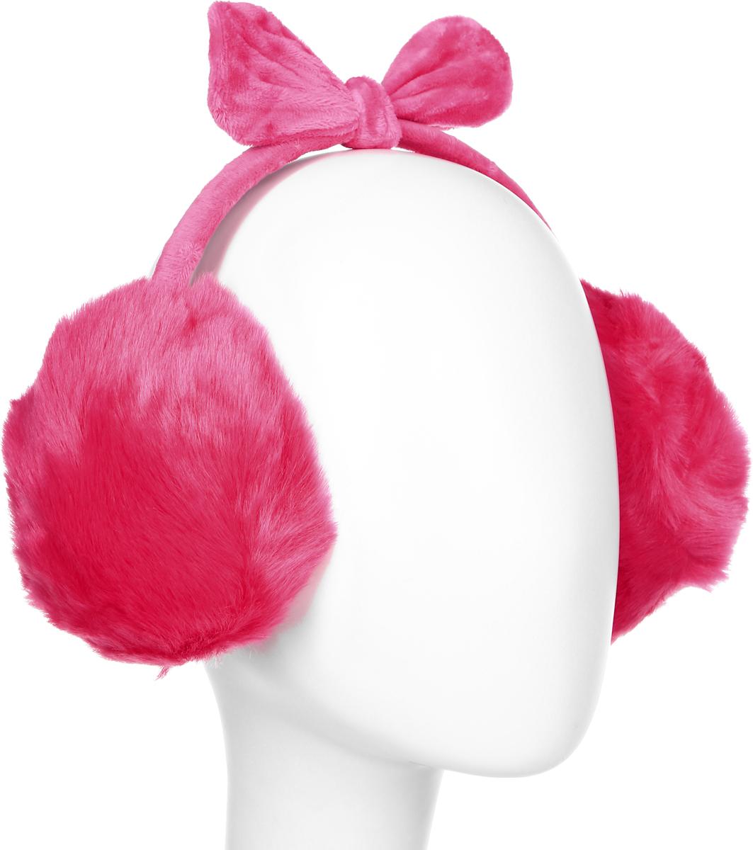Наушники для девочки Vitacci, цвет: розовый. 1000000402. Размер универсальный1000000402