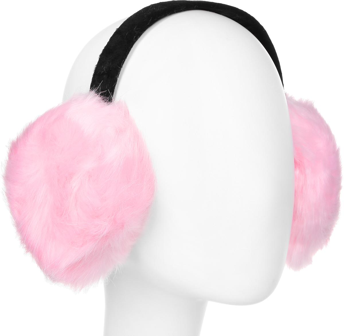 Наушники для девушек Vitacci, цвет: розовый. 1000000408. Размер универсальный1000000408