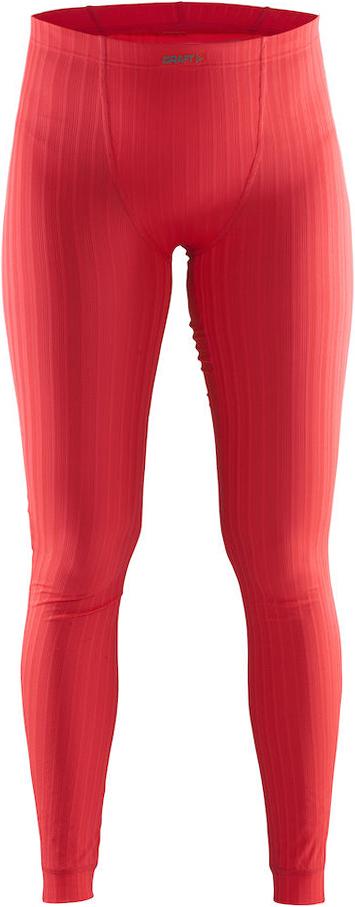 Термобелье брюки женские Craft Active Extreme, цвет: коралловый с принтом. 1904493/2452. Размер XS (42)1904493/2452