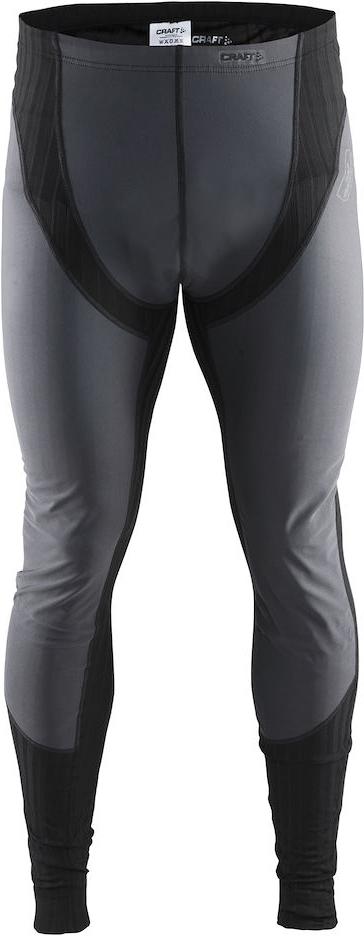 Термобелье брюки мужские Craft Active Extreme, цвет: черный. 1904507/9999. Размер S (46)1904507/9999